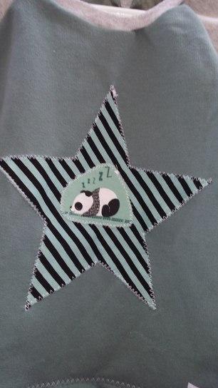 panda verde cerca